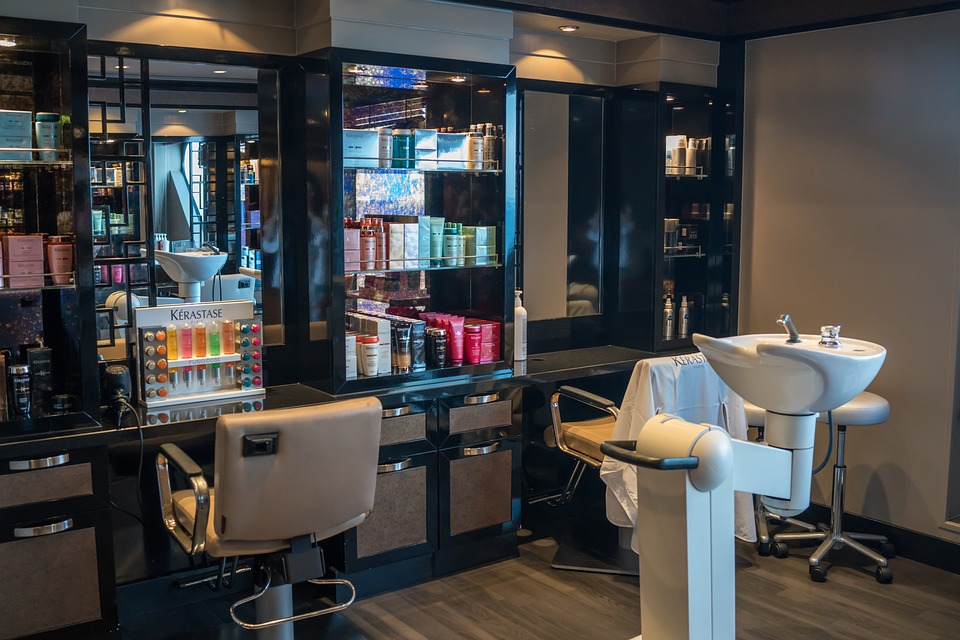 beauty salon cost breakdown business